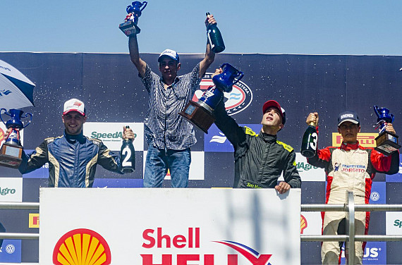 El Dital Formula y una nueva victoria de la mano de Esteban Mancuso.