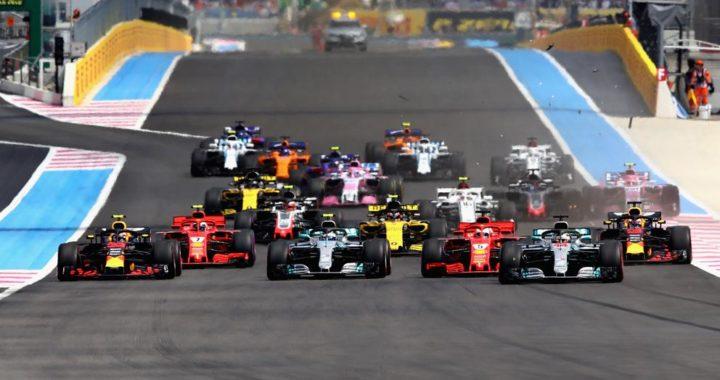 Fórmula Uno: así sería el protocolo para correr en Austria.