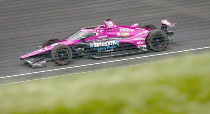 Castroneves ganó por cuarta vez las 500 Millas de Indianápolis.