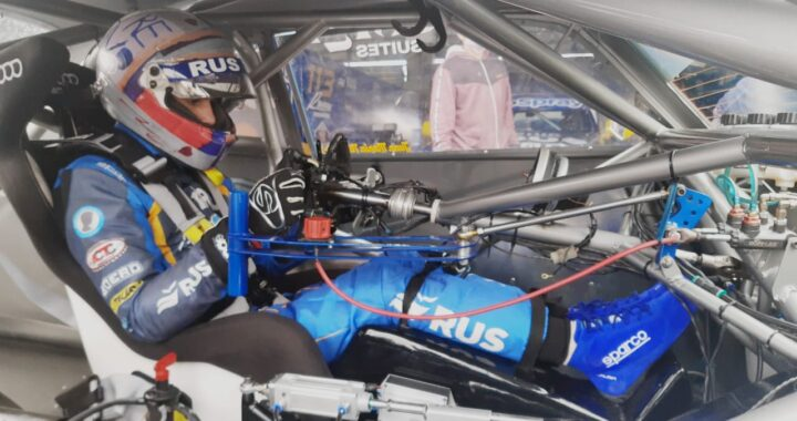 RUS MED Team comienza su camino con Juan Nimo.