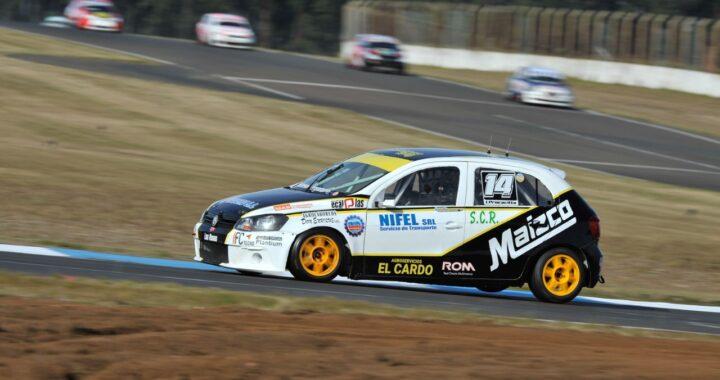 Volvió al podio y subió en el campeonato.