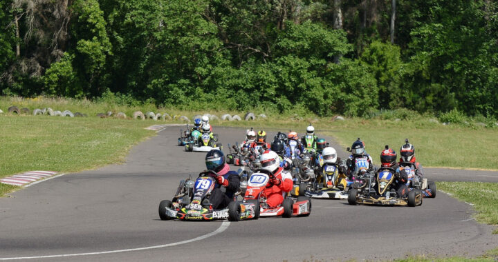 El Karting Entrerriano tendrá doble jornada este fin de semana en Gualeguay.